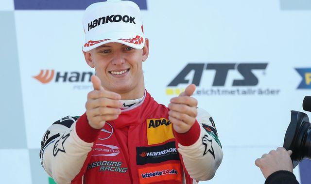 Mick Schumacher welcomes Michael comparisons: 'I feel honoured'