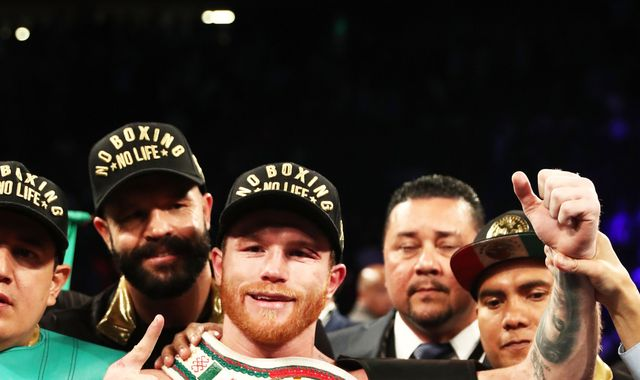 Canelo vs Jacobs: Daniel Jacobs and Saul Alvarez set for middleweight unification bout