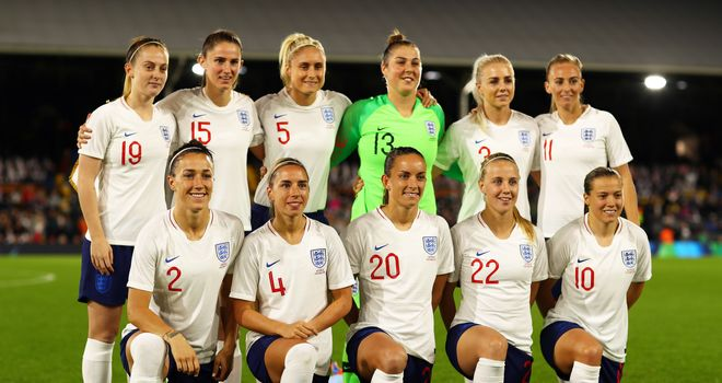 England Women boss Phil Neville is hoping for success at the 2019 World Cup and the European Championships in England two years later.