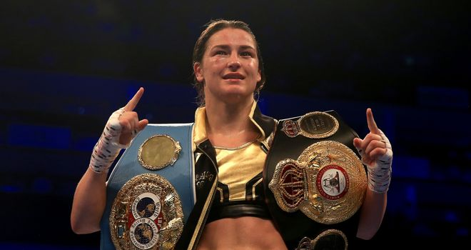 Adam Smith expects 2019 to be a big year for Katie Taylor with potential fights against unified welterweight champion Cecilia Braekhus and Amanda Serrano on the horizon