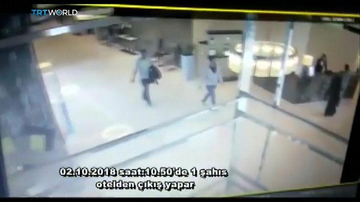 Man linked to Jamal Khashoggi disappearance leaves hotel