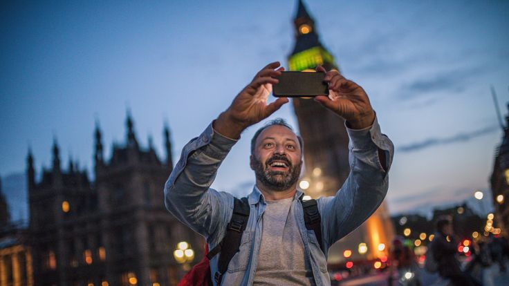 The UK is only the sixth most popular tourist destination