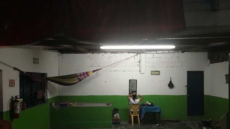 Carolina works as a prostitute in Mexico, having been sold into trafficking
