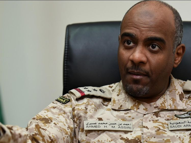 Deputy intelligence chief Ahmed Ahmed El Assiri has been sacked, says Saudi Arabia