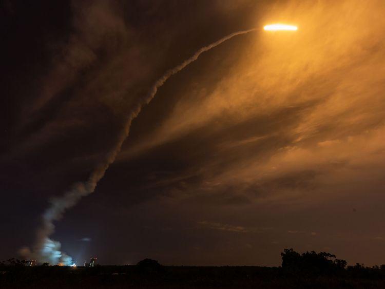 UK-built spacecraft begins journey to Mercury