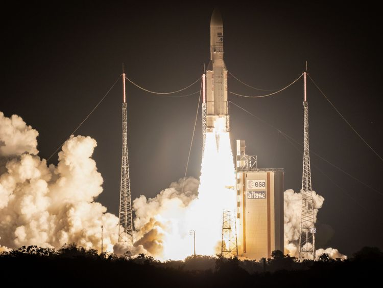 Rocket science: Europe's set to blast off to Mercury