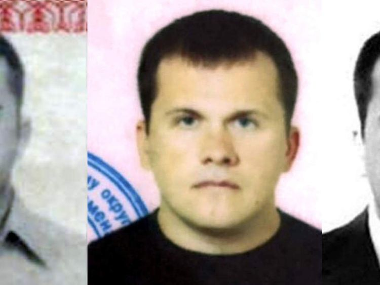 Second Salisbury suspect unmasked - both alleged to work for Russia's secret service