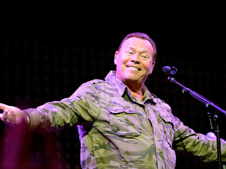 Mr Kavanaugh and his friend were said to have been looking at a man who resembled UB40's Ali Campbell