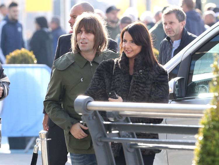 Liam Gallagher questioned by police over 'assault'