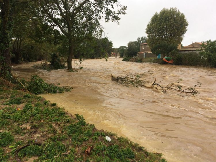 At least 13 dead in southwestern France flooding