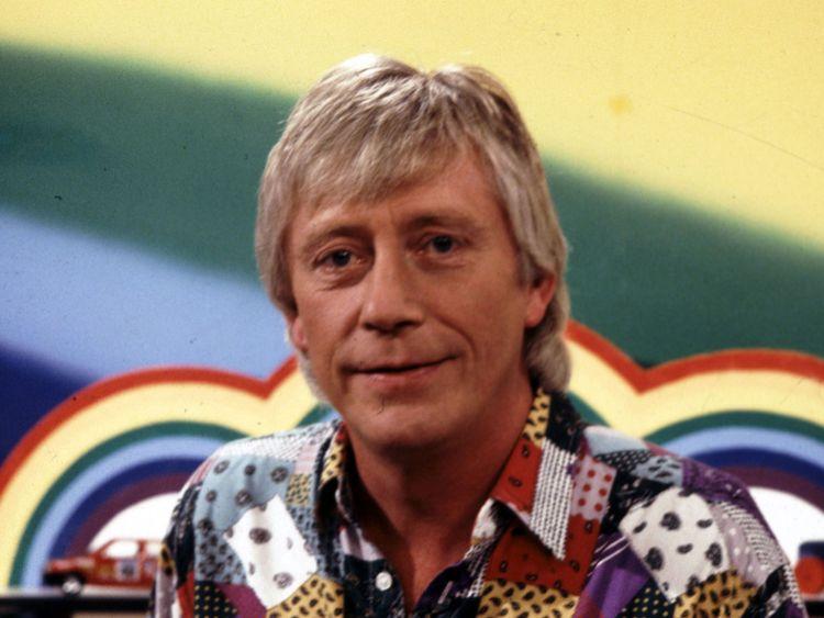 Rainbow presenter Geoffrey dies aged 76