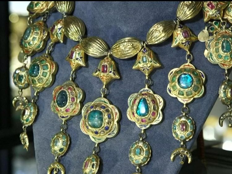 The collection will feature jewellery