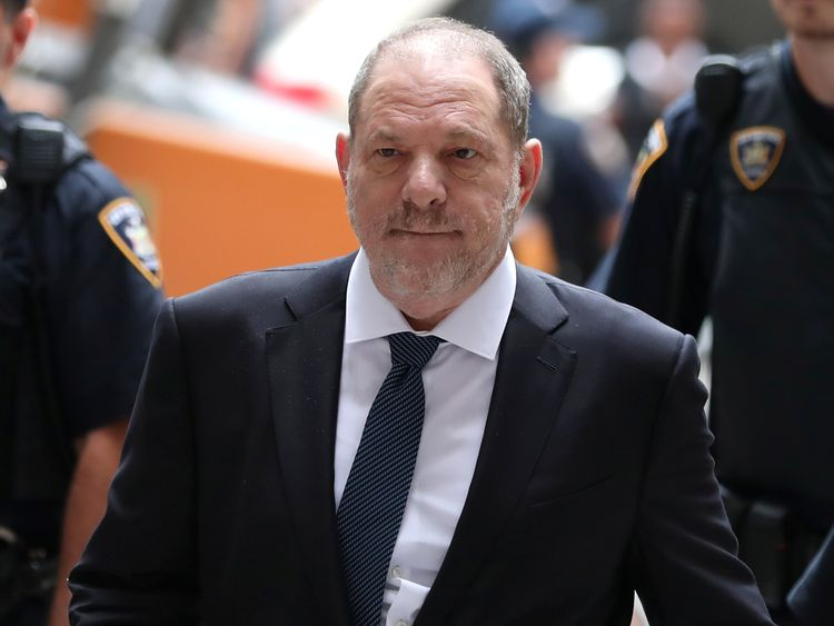 Weinstein 'could have targeted nearly 1,000 women'