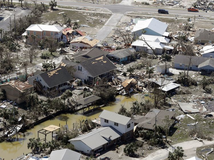 Hurricane Michael kills 11 across four U.S.  states