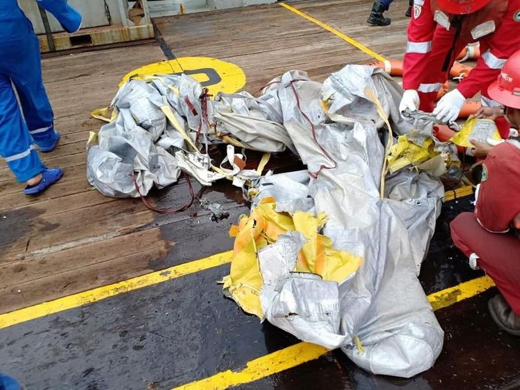 Lion Air flight comes down in sea off Indonesia