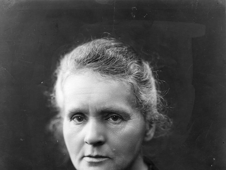 Marie Curie was the first woman to win the Nobel Prize in Physics in 1903
