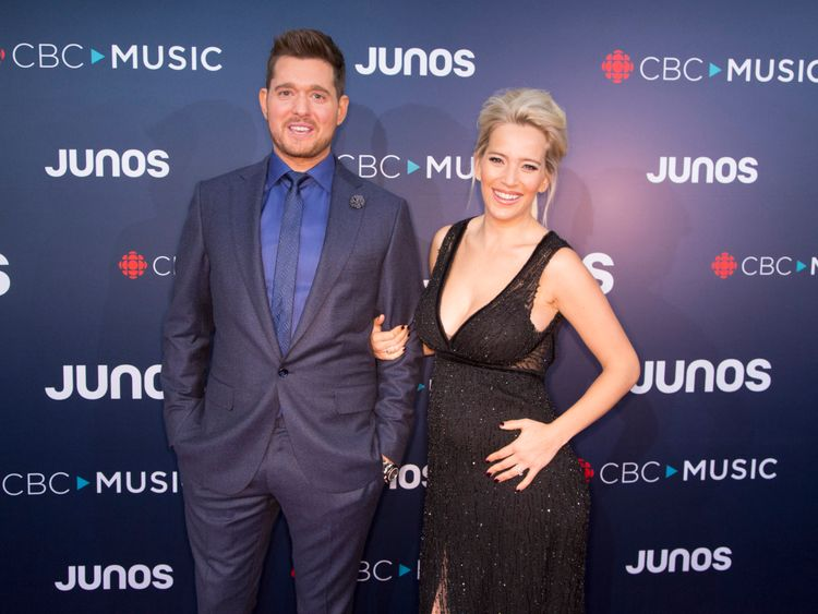 Buble: Claims I am retiring are untrue