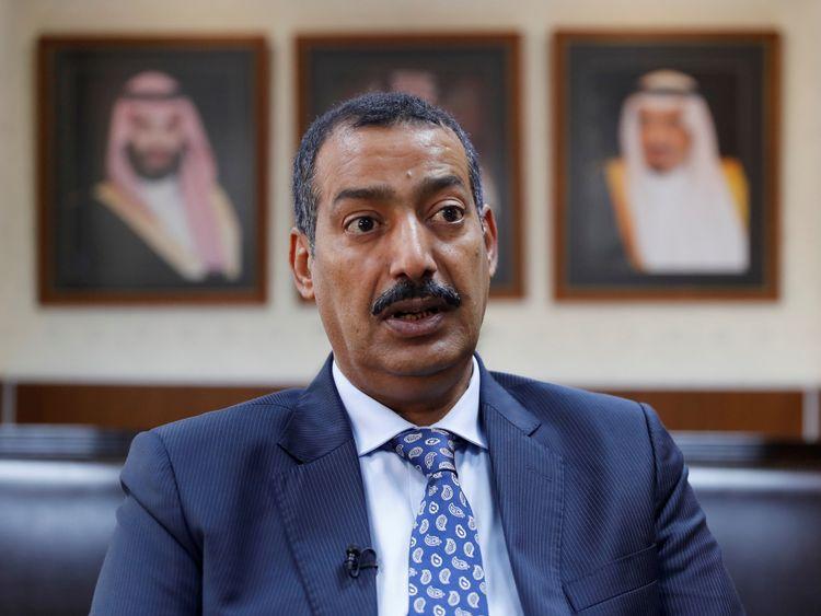 Saudi Consul general Mohammad al-Otaibi