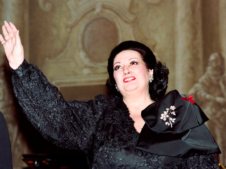 Montserrat Caballe: The opera diva 'who could do everything'