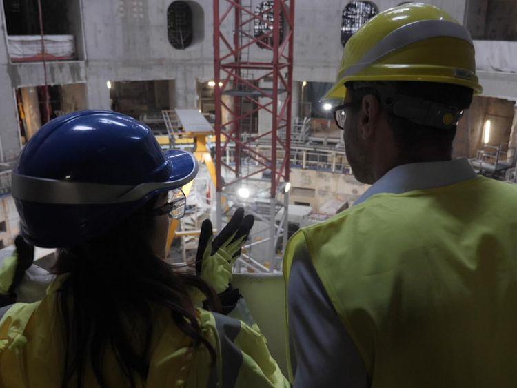 Nuclear fusion reactor to 'recreate sun on earth'