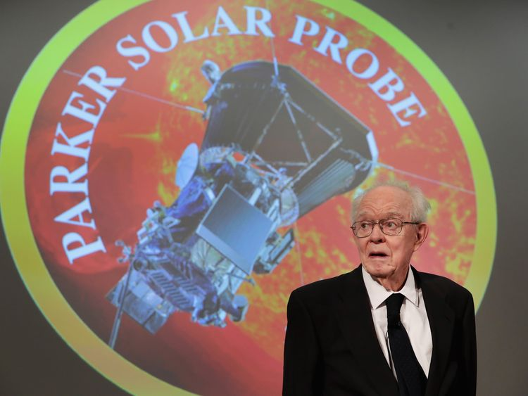 Solar spacecraft smashes records for speed and proximity to the Sun