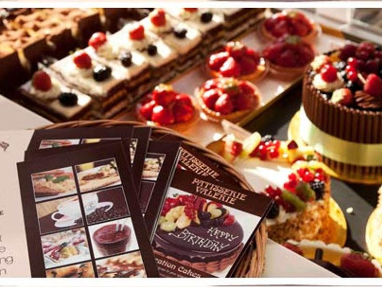 Patisserie Holdings had a market value this week of almost 450 million pounds. Pic Patisserie Valerie