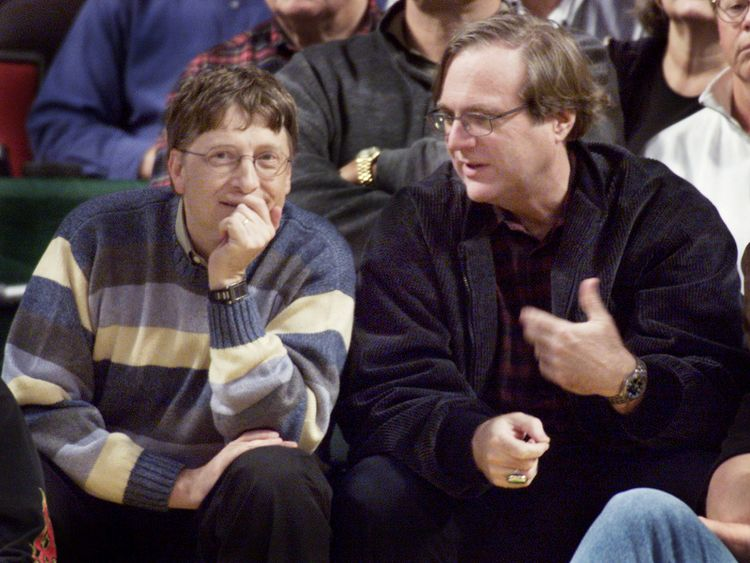 The remarkable legacy of Microsoft's Paul Allen