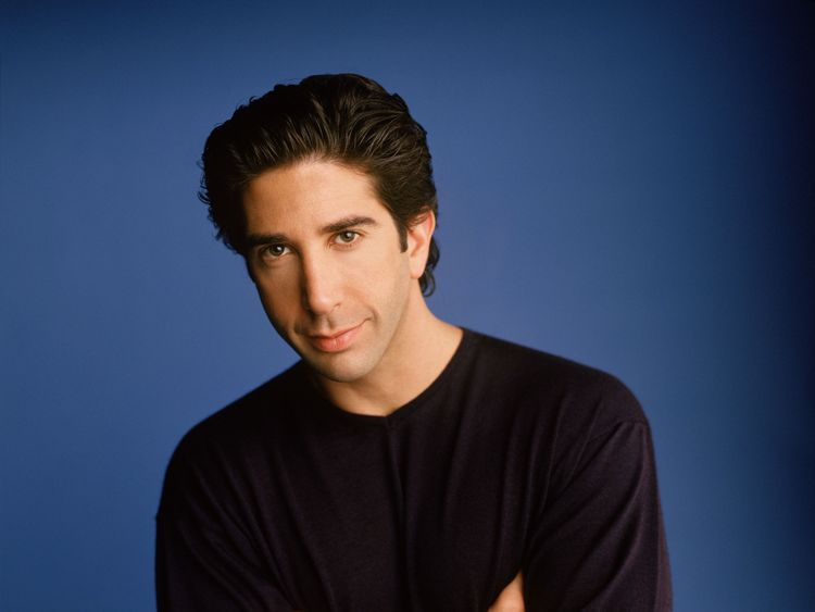British police on the hunt for Ross Gellar look-a-like