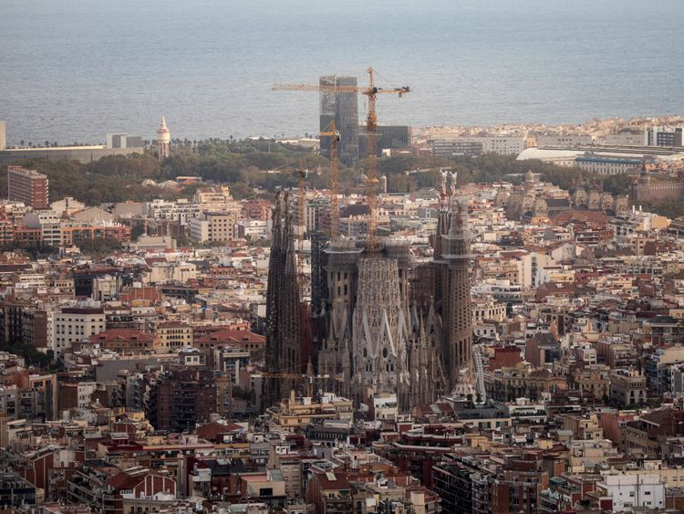Sagrada Familia to Pay Barcelona 136 Years Worth of Fees