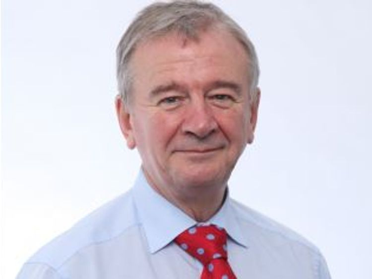 Sir Terry Morgan has been the chairman of Crossrail since June 2009. Pic: Crossrail
