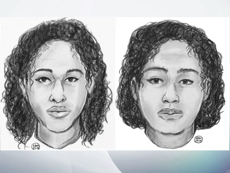 Sisters found bound together 'jumped into river'