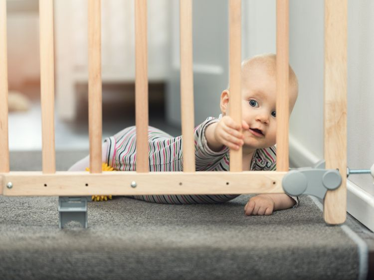 Which Issues Warning Over Potentially Unsafe Child Stair Gates
