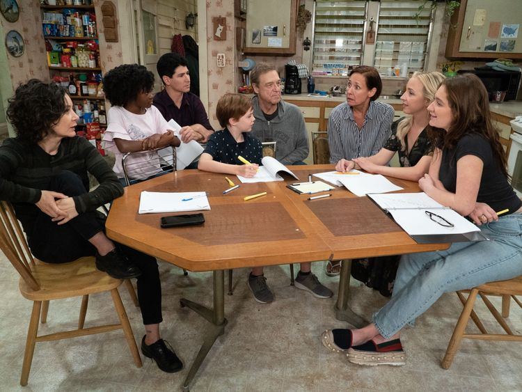 How Roseanne Was Written Off in 'The Conners' Premiere