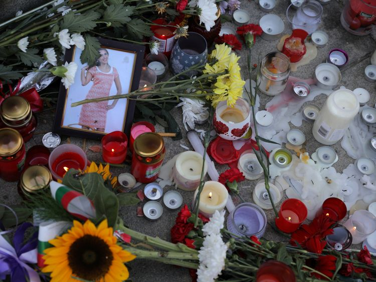 The murder has shocked fellow journalists, as well as locals in the city of Ruse