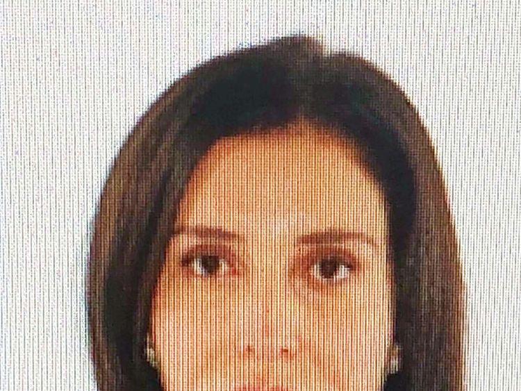 Zamira Hajiyeva, picture taken approx 2017