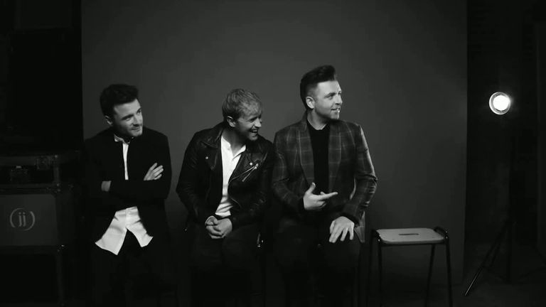 Irish pop group Westlife have announced they are reuniting
