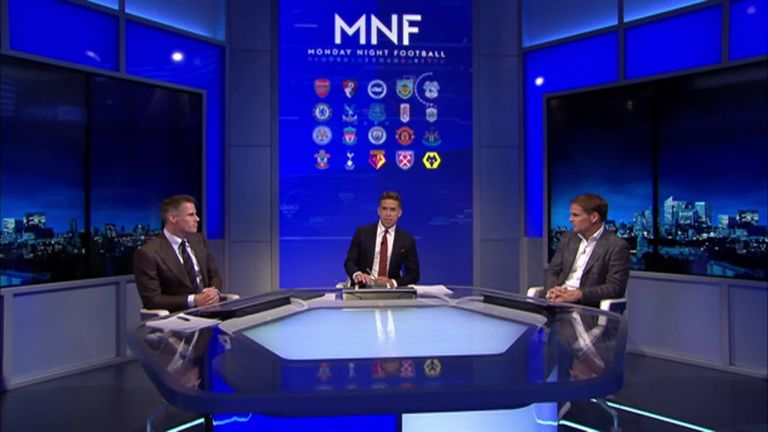 De Boer recently appeared on MNF answering your Twitter questions