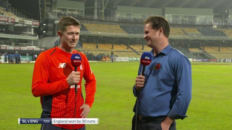 Joe Denly hopes T20 performance has boosted England Test hopes