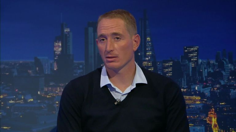 Former Liverpool and England goalkeeper Chris Kirkland explains how his battles with managing his mental health started and how it affected him on a daily basis