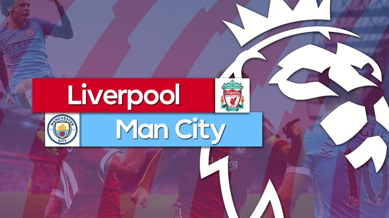 The Big Match Tactical View: Liverpool v Manchester City