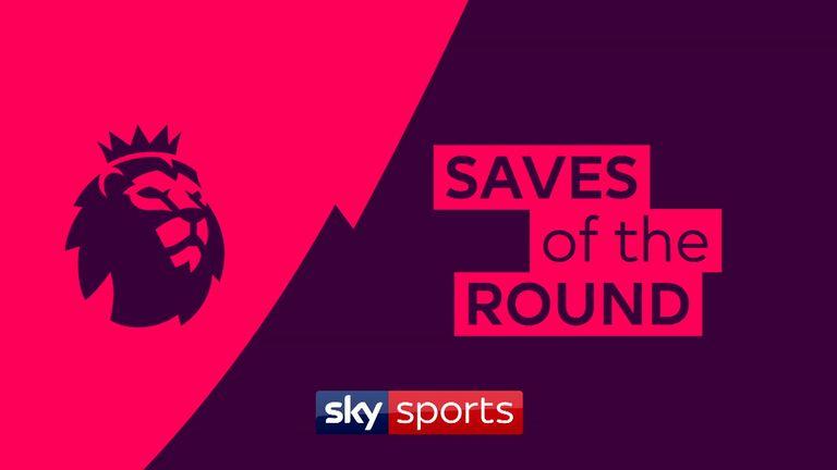 WATCH: Premier League Saves of the Week