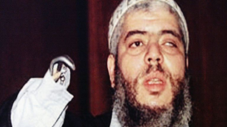Abu Hamza's lawyers argued he was too disabled for a high-security prison