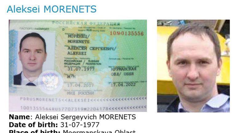 Aleksei Morenets