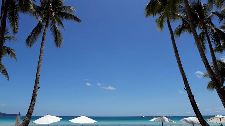 Boracay is often voted one of the most idyllic islands in the world