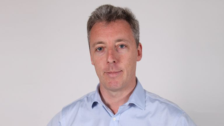 Breon Corcoran, CEO of WorldRemit. The UK digital money transfer company announced his appointment on Monday October 22, 2018.