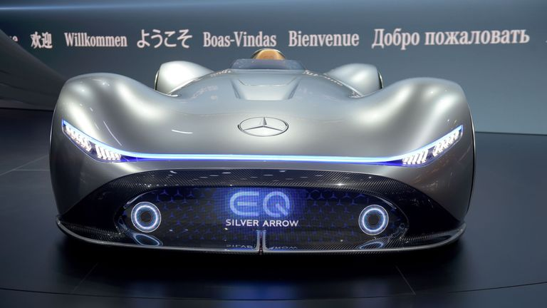 The technologies on show in Paris take years to hit local showrooms.