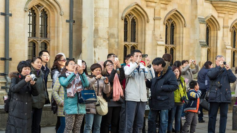 Cambridge is the latest British hotspot to express concern