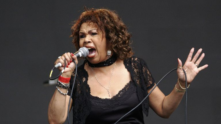 Candi Staton has advised women to check for lumps