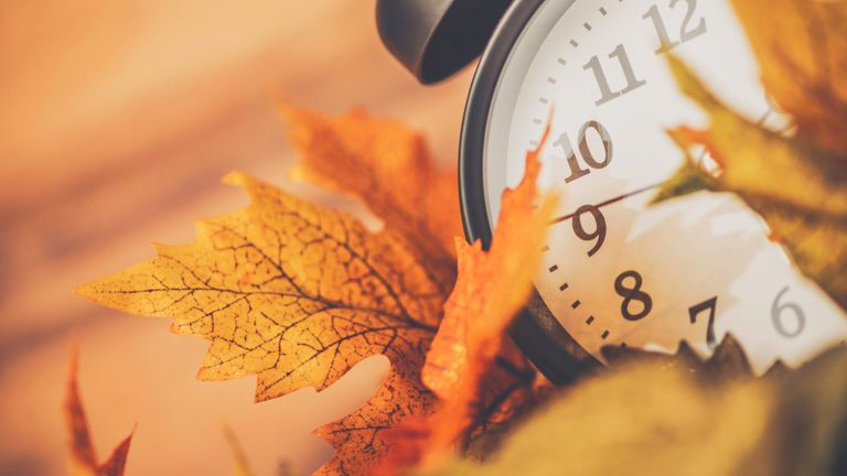 Clocks going back in autumn is a time-honoured tradition