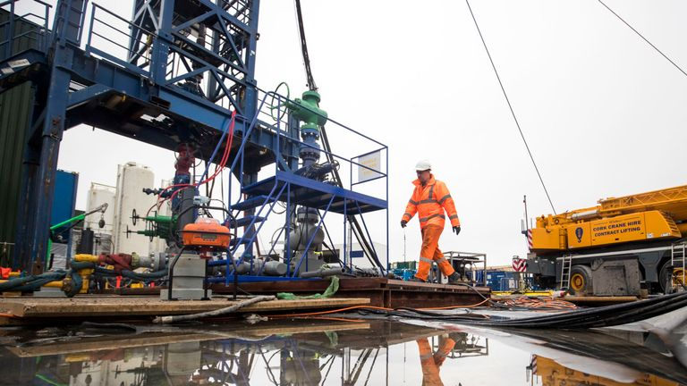 Cuadrilla suspends fracking at Lancashire site after biggest tremor yet